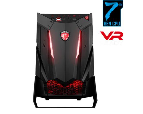 MSI Nightblade VR7RD-002DE 3.6GHz i7-7700 Desktop Schwarz PC (Schwarz)