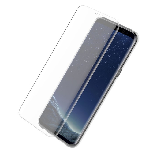 Otterbox 78-51252 Galaxy S8+ Transparent Handy-Schutzhülle (Transparent)