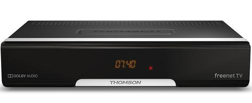 Thomson THT740 Terrestrisch Schwarz TV Set-Top-Box (Schwarz)