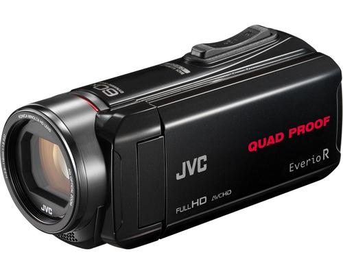 JVC GZ-R435 Handkamerarekorder 2.5MP CMOS Full HD Schwarz (Schwarz)
