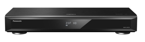 Panasonic DMR-UBC90 Blu-Ray-Rekorder 3D Schwarz (Schwarz)