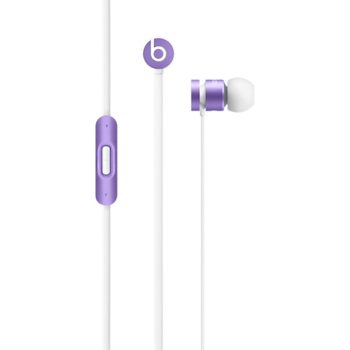 Beats by Dr. Dre urBeats im Ohr Binaural Verkabelt Violett, Weiß Mobiles Headset (Violett, Weiß)