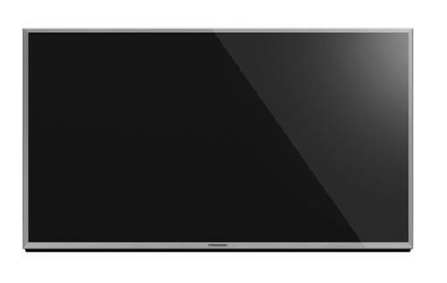 Panasonic TX-40EXW604S 40Zoll 4K Ultra HD Smart-TV WLAN Schwarz, Silber LED-Fernseher (Schwarz, Silber)