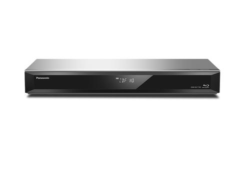 Panasonic DMR-BST765 Blu-Ray-Rekorder 3D Schwarz (Schwarz)