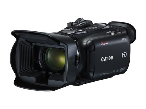 Canon XA 30 Handkamerarekorder 3.09MP CMOS Full HD Schwarz (Schwarz)