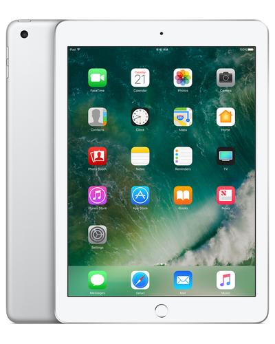 Apple iPad 128GB 3G Silber Tablet (Silber)