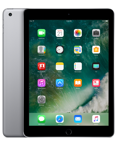 Apple iPad 32GB 3G Grau Tablet (Grau)