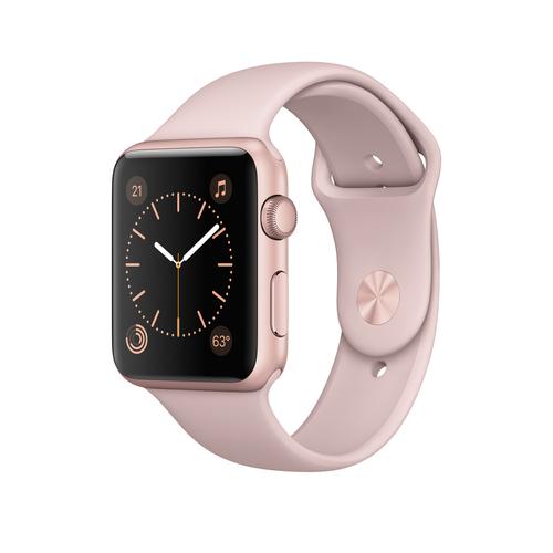 apple watch series 1 oled 30g rosa goldfarben smartwatch. Black Bedroom Furniture Sets. Home Design Ideas