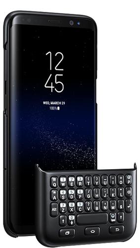 Samsung EJ-CG950 QWERTZ Schwarz Tastatur für Mobilgeräte (Schwarz)