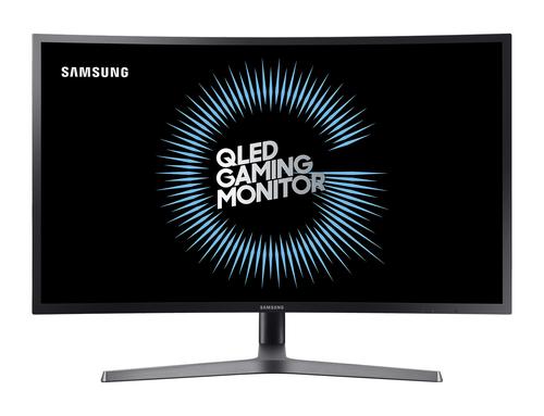 Samsung LC27HG70 27Zoll UltraWide Quad HD Blau, Grau Computerbildschirm (Blau, Grau)