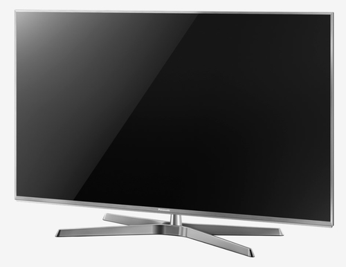 Panasonic TX-50EXW784 50Zoll 4K Ultra HD 3D Smart-TV WLAN Silber LED-Fernseher (Silber)