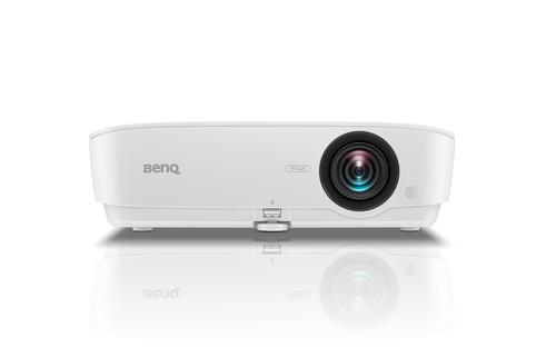Benq MW533 Desktop-Projektor 3300ANSI Lumen DLP WXGA (1280x800) 3D Holz Beamer (Holz)
