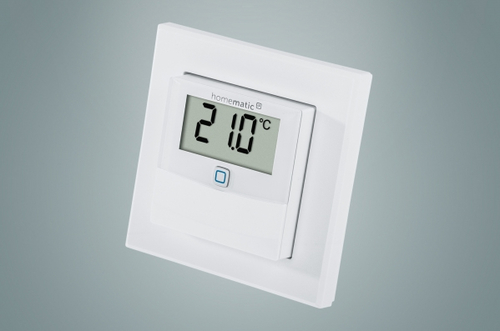 Homematic IP HmIP-STHD Innenraum Temperature & humidity sensor Freistehend Kabellos