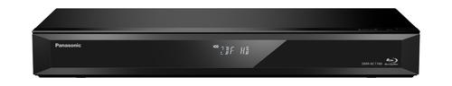 Panasonic DMR-BCT760/5 Schwarz Digitaler Videorekorder (DVR) (Schwarz)