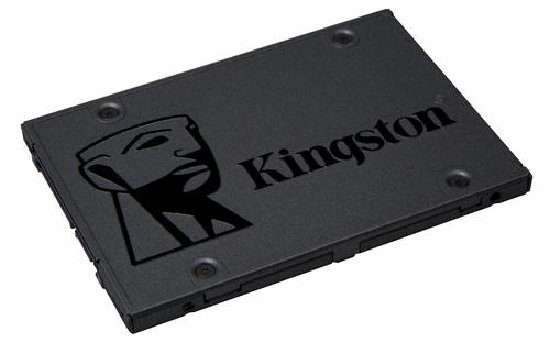 Kingston Technology A400 SSD 240GB Serial ATA III (Schwarz)