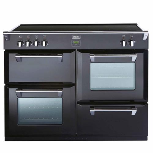 Stoves Richmond 1100Ei Range cooker Induktionskochfeld A Schwarz (Schwarz)