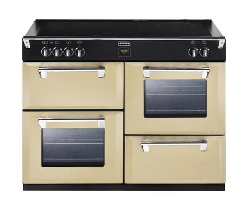 Stoves Richmond 1100Ei Range cooker Induktionskochfeld A Cremefarben (Cremefarben)