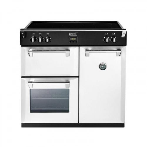 Stoves Richmond 900Ei Range cooker Induktionskochfeld A Weiß (Weiß)