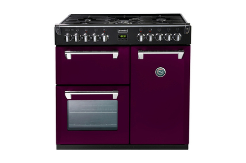 Stoves Richmond 900DFT Range cooker Gaskochfeld A Violett (Violett)