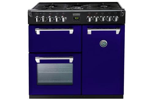 Stoves Richmond 900DFT Range cooker Gaskochfeld A Blau (Blau)
