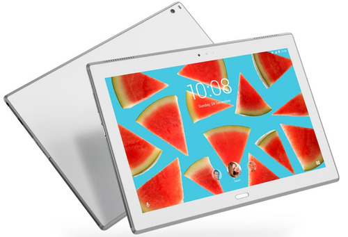 Lenovo TAB 4 10 Plus 64GB 4G Weiß Tablet (Weiß)