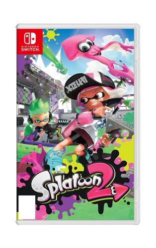 Nintendo Splatoon 2 Standard Nintendo Switch Deutsch, Englisch Videospiel