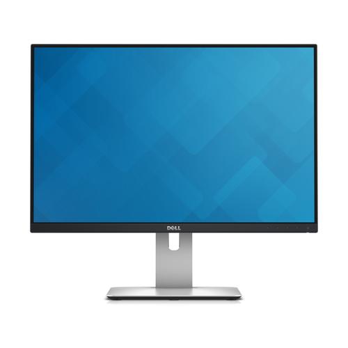 DELL UltraSharp U2415 24.1Zoll Full HD IPS Matt Schwarz, Silber Computerbildschirm (Schwarz, Silber)
