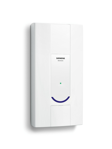 Siemens DE24307M Senkrecht Ohne Tank (unmittelbar) Solo-Boilersystem Weiß Wasserkocher & -boiler (Weiß)