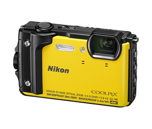 Nikon COOLPIX W300 Kompaktkamera 16MP 1/2.3Zoll CMOS 4608 x 3456Pixel Gelb (Gelb)