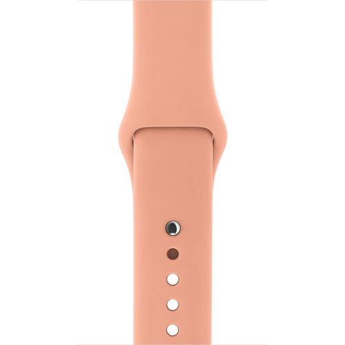 apple 38 mm sportarmband flamingo koralle in d sseldorf koomio smartwatch zubeh r. Black Bedroom Furniture Sets. Home Design Ideas