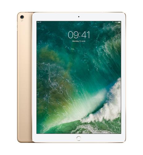 Apple iPad Pro 512GB 3G 4G Gold Tablet (Gold)