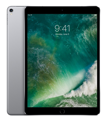 Apple iPad Pro 64GB Grau Tablet (Grau)