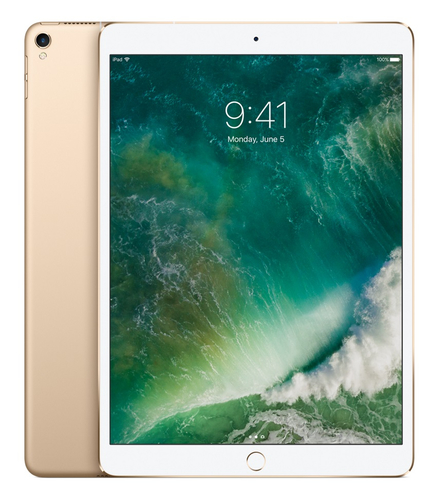 Apple iPad Pro 64GB Gold Tablet (Gold)