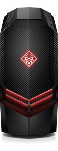 HP OMEN 880-068ng 3.6GHz 1800x Desktop AMD Ryzen 7 Schwarz PC (Schwarz)