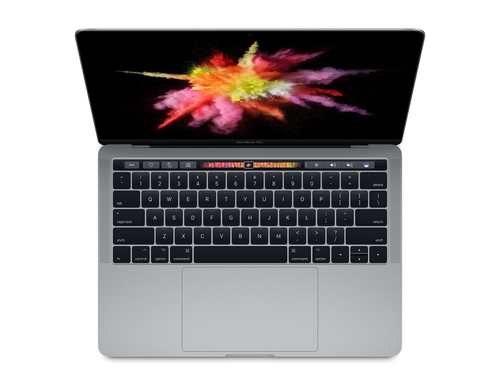 Apple MacBook Pro 3.1GHz 13.3Zoll 2560 x 1600Pixel Grau Notebook (Grau)