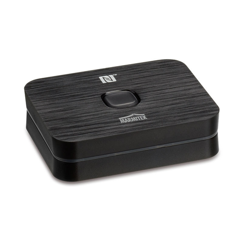 Marmitek BoomBoom 93 10m Schwarz Bluetooth Musik-Empfänger (Schwarz)