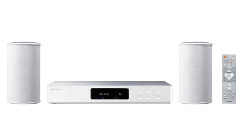 Pioneer FS-W40 Weiß Heimkino-System (Weiß)