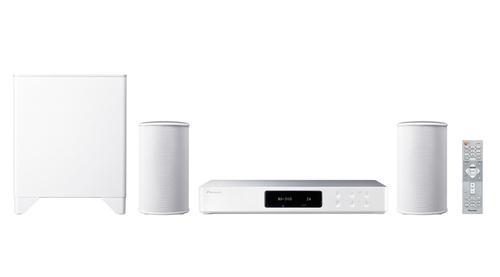 Pioneer FS-W50 3D Weiß Heimkino-System (Weiß)