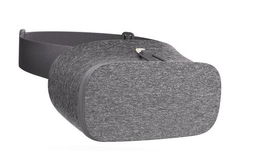 Telekom Daydream VR Smartphone-basierte oben angebrachte Anzeige 220g Grau (Grau)