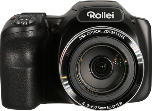 Rollei Powerflex 350 WiFi Kompaktkamera 16MP 1/2.3Zoll CMOS 4608 x 3456Pixel Schwarz (Schwarz)