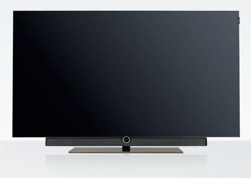 LOEWE Nicht kategorisiert 65Zoll 4K Ultra HD Smart-TV WLAN Schwarz LED-Fernseher (Schwarz)