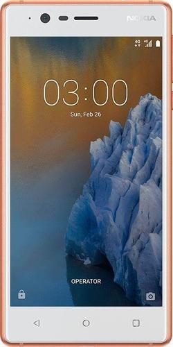 Nokia 3 Dual SIM 4G 16GB Weiß (Weiß)