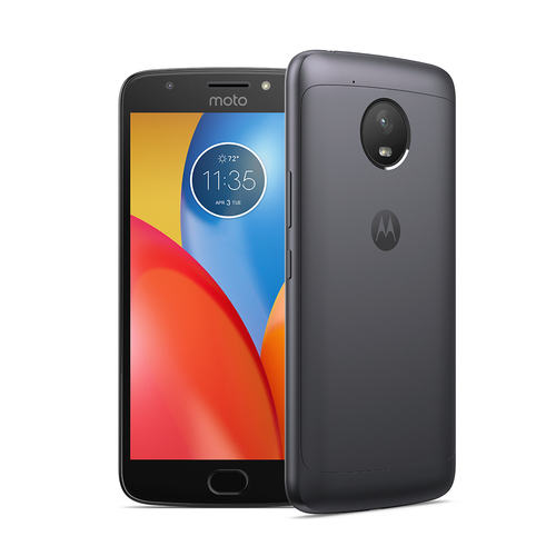 Motorola Moto E E4 Plus Single SIM 4G 16GB Grau (Grau)