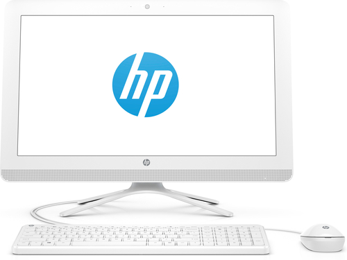 HP All-in-One - 24-g011ng (Türkis, Weiß)