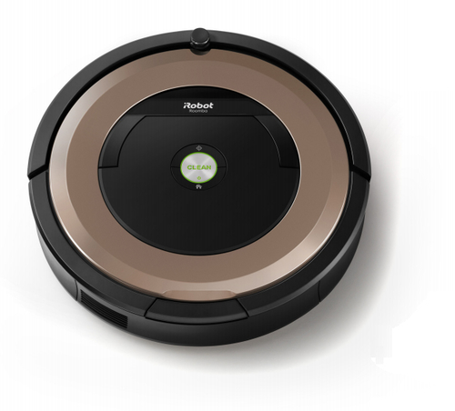 iRobot Roomba 895 Staubbeutel 0.6l Schwarz, Braun Roboter-Staubsauger (Schwarz, Braun)