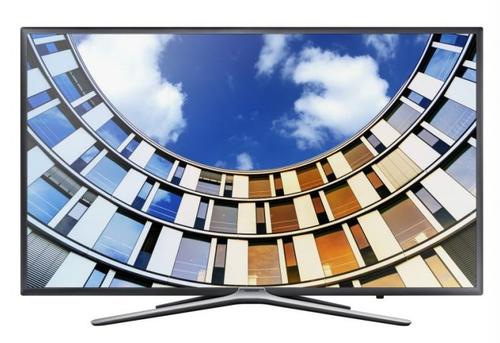 Samsung UE32M5590AU 32Zoll Full HD Smart-TV WLAN Schwarz LED-Fernseher (Schwarz)