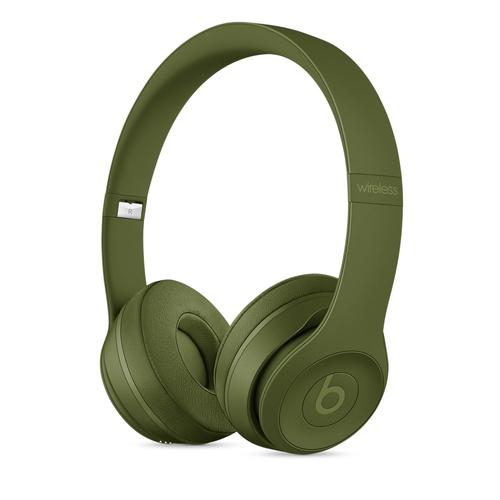 Beats by Dr. Dre Beats Solo3 Kopfband Binaural Verkabelt/Kabellos Grün Mobiles Headset (Grün)