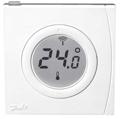Danfoss Room Sensor Innenraum Temperatursensor Verkabelt