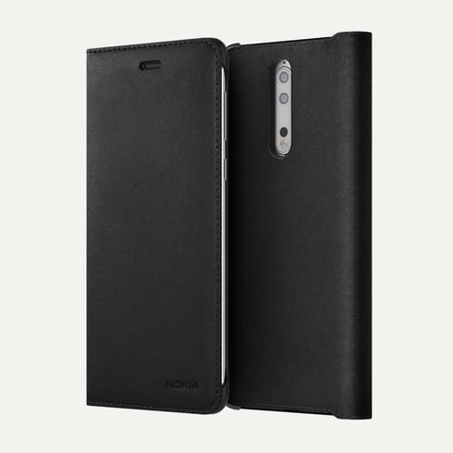 Nokia CP-801 Blatt Schwarz (Schwarz)