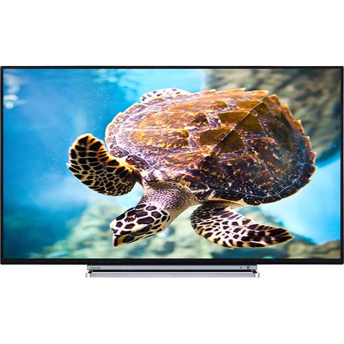 Toshiba 43U6763DG 43Zoll 4K Ultra HD Smart-TV WLAN Schwarz LED-Fernseher (Schwarz)